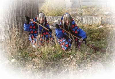 Hexen-kniend