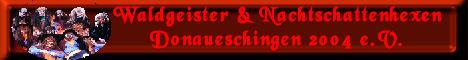 WALDGEISTER BANNER